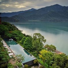 The Lalu Sun Moon Lake Taiwan | Aresviaggi