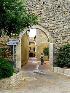 Avignon, the old town, Provence Luberon Provence, Provence France, Haute Provence, Paris France, Visit France, South Of France, Antibes, Corsica, The Places Youll Go