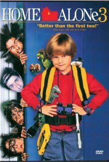 Home Alone 3. Definitely not as great as the original but still not bad and a tradition to watch in my family.