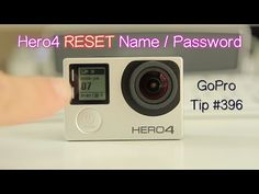 Forgot your password or want to change the password? No problem... watch this and you will get it done! How to set up / repair Hero4 with GoPro App - click o...