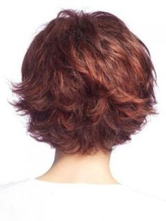 Short thick Hairstyles for Oval Faces-2