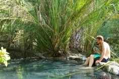 Gaviota Hot Springs   santa barbara county