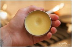 How To Make Your Own Soothing Headache Relief Balm