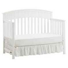 Baby Mod Ava 4-Piece Nursery Set, Gray: Includes crib, 3-drawer ...