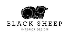 Black Sheep Interior Design Identity Black Sheep, Identity, Interior Design, Logos, Image Search, Projects, Style, Nest Design, Log Projects