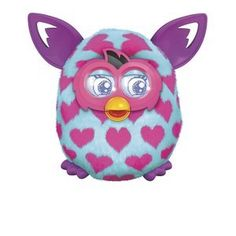 #FURBY Boom - #Hearts (Pink)  A whole new generation of Furby is about to hatch, so dust off your Furbish dictionary and get ready to party with your Furby Boom creature!  #GIRLS #CHILDREN #KIDS #TOY
