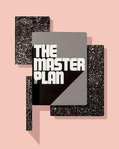 """Für großartige Ideen! Das Notizbuch """"The Master Plan"""" von nuuna   designupdate.de"""