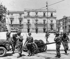 Gela,Sicily 1943