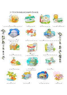 game boards with school supplies - Buscar con Google