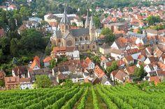 Mit dem Wohnmobil zum Weinfest Die 10 schönsten Weinfeste in Hessen