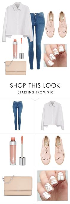 """""""Casual"""" by ciaracarkery ❤ liked on Polyvore featuring Topshop, Y's by Yohji Yamamoto, Attilio Giusti Leombruni and Michael Kors"""