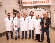Fertiles SAC y Avícola San Luis realizan visita a GRUPO DROGAVET | Blog Veterinario Agrónomo
