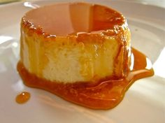 Flan is probably one of the most exquisite dessert. There are many flavors and tastes of Flan, but the most delicious is Caramel Flan. Recipe of Flan. Pinoy Dessert, Filipino Desserts, Filipino Recipes, Filipino Food, Creme Caramel Flan Recipe, Microwave Recipes, Cooking Recipes, Easy Recipes, The Science Of Cooking