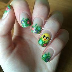nailsbykathi easter #nail #nails #nailart