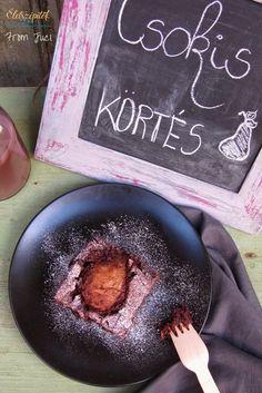Körtés-csokis kocka – lisztmentes recept | Életszépítők