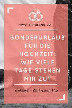 Wie viele Tage Sonderurlaub für die Hochzeit bekomme ich in Österreich und Deutschland? Wir geben euch eine praktische Übersicht über die gesetzlichen und vertraglichen Regelungen zur Freistellung von der Arbeit wegen einer Hochzeit.