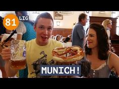 Life in Germany - Ep. 81: MUNICH! [Feat. Dana Newman] - YouTube https://youtu.be/cHFtiw5D7JM #munich #deutschland #urlaub #ttot #germany…