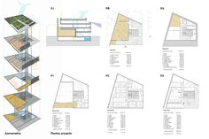 on-a arquitectura | Barcelona | Projects : Cultural Space