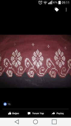 Alinti Thread Work, Tatting, Neon Signs, Embroidery, Stitch, Pasta, Needlepoint, Full Stop, Bobbin Lace