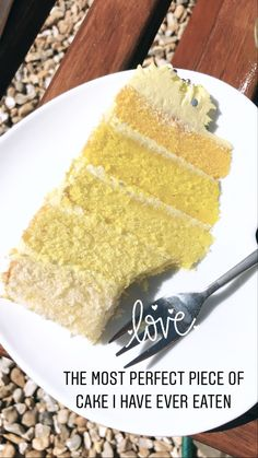 Lemon Drizzle, Piece Of Cakes, Tiramisu, Eat, Ethnic Recipes, Food, Tiramisu Cake, Meals