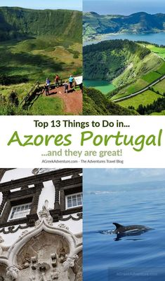 Azores is one of our bucket list destinations. Portugal is great. It is. But when people in (and out) of Portugal think of summer vacations they think of Azores.
