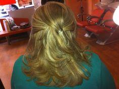 #boda #peinado #recogido #peluqueria #estilo #moda #mujer #wedding #hairstyle