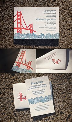 I'm in love with this designer. Such a cute San Francisco design!