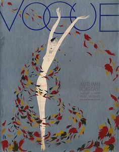 Benito Illustration for Vogue.