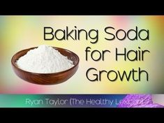 How to GROW HAIR Fast! Baking Soda & ACV Shampoo for Rapid Hair Growth & Hair Loss! Natural Hair - YouTube