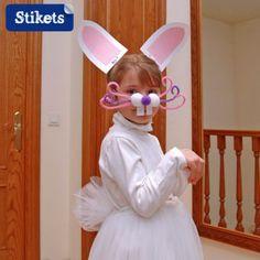 disfraz casero conejita