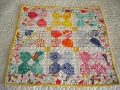 Simply Small Mini Quilt | Craftsy..$3.23 AU
