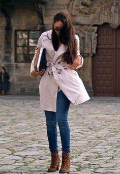 Look del dia - Miércoles - Looks de la calle - Moda urbana Semana