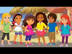 Dora and Friends Into the City Full 2015 - Dora and Friends Cartoon For ...