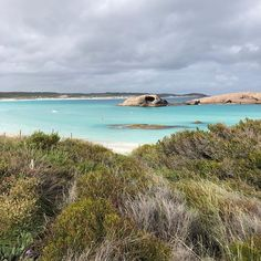 For the love of Esperance in Western Australia ❤️ I just had to post one more picture from our time there. This is Twilight Beach. Even on…