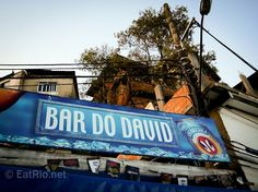 Eating out in a favela