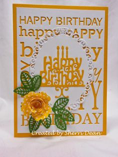 Check out the different versions of a card you can make with the same dies! http://thecatatemycard.blogspot.com