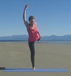 Natarajasana - The Dancer Pose