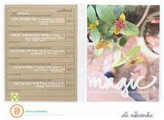 Magic Digital example by Donya Gjerdingen for aliedwards.com #craftthestory