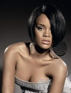 Фото певицы Rihanna