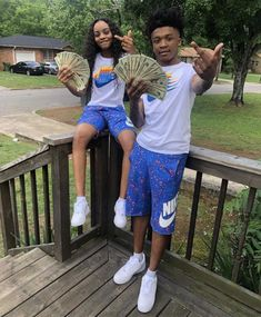 Are you low on cash well let me help you make money from this opportunity so no scams done here Cute Black Couples, Black Couples Goals, Cute Couples Goals, Dope Couples, Couple Goals Relationships, Relationship Goals Pictures, Matching Couple Outfits, Matching Couples, Couple Costumes
