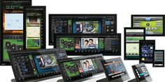 AMX hardware and software solutions simplify the way people interact with technology