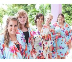 bridesmaids gift ideas womens bathrobe personalized bridesmaid robe ... 8da93c682