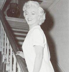 Sur le tournage de The Seven Year Itch 13 - Divine Marilyn Monroe