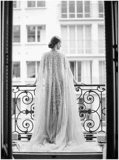 An ethereal moment in Paris. Photographer: Le Secret d'Audrey