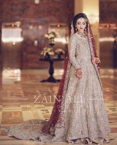 Image may contain: 1 person, indoor Asian Bridal Wear, Asian Bridal Dresses, Bridal Mehndi Dresses, Walima Dress, Asian Wedding Dress, Shadi Dresses, Pakistani Wedding Outfits, Bridal Dress Design, Pakistani Bridal Dresses