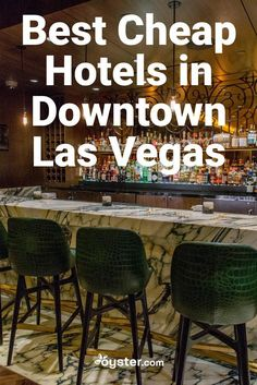 Two-and-a-half miles north of the Strip, Downtown Vegas -- where the city first started to develop its hotel-casinos back in the early 1900s -- consists of mostly vintage properties that are more about value than all-out razzle dazzle. Here are the best cheap hotels in downtown Las Vegas. #BudgetTravel #Vegas