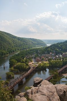 The Hike of Hikes - Take an afternoon to check out West Virginia's segment of the Appalachian Trail.