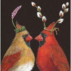 BIRDS GALORE! by Vicki Sawyer