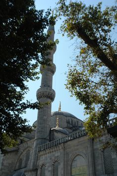 blue mosque , Istanbul, Turkey