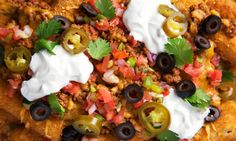Mozzarella Stick Nachos   11 Mind-Blowing Recipes That Will Majorly Up Your Mozzarella Stick Game
